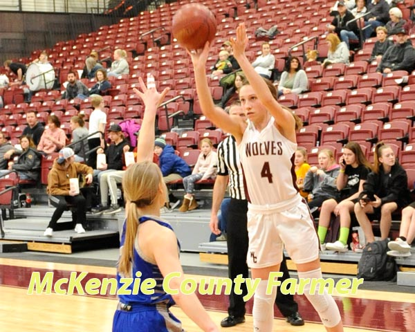 Watford girls knock off Braves in WDA action