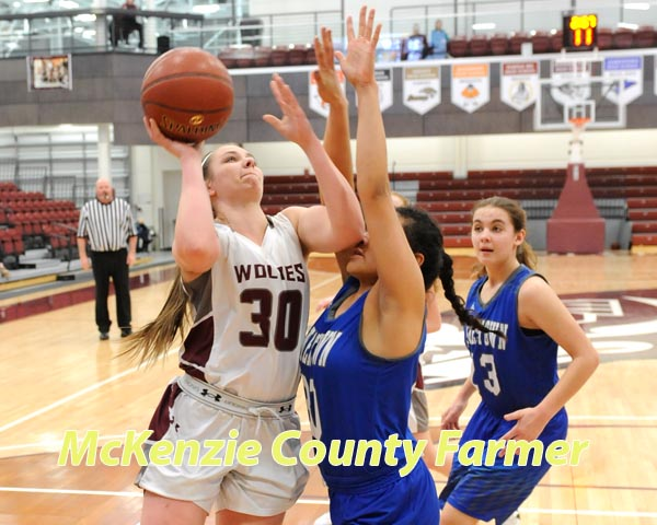 Wolves post big wins over Minot, Jamestown