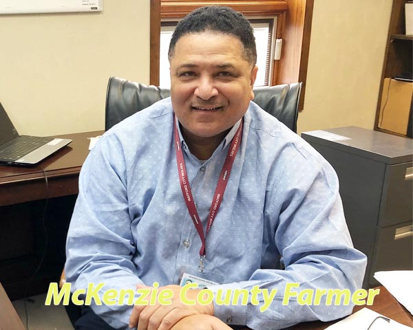 District welcomes new transportation director