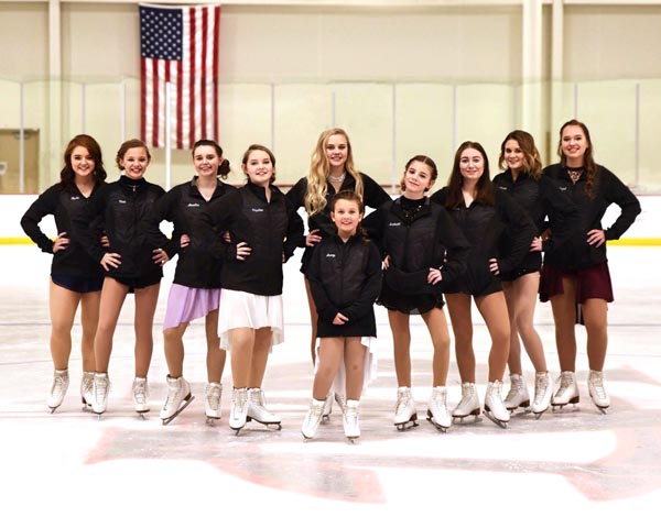 "Figure skaters to perform in ""Headlines on Ice"""