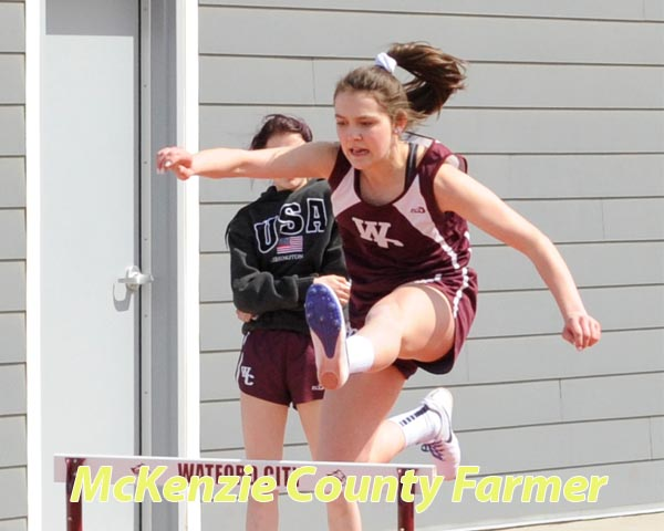Watford qualifies two for state track meet