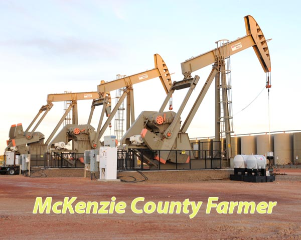 County's oil production jumps