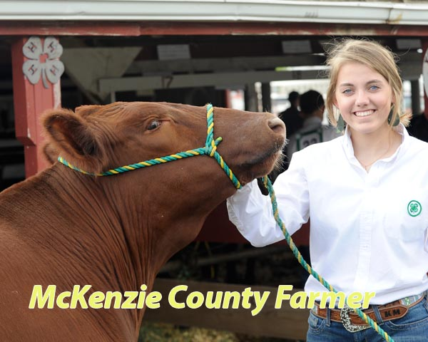 Monsen finds her niche in 4-H