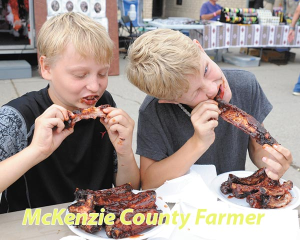 Teams to compete for best ribs title