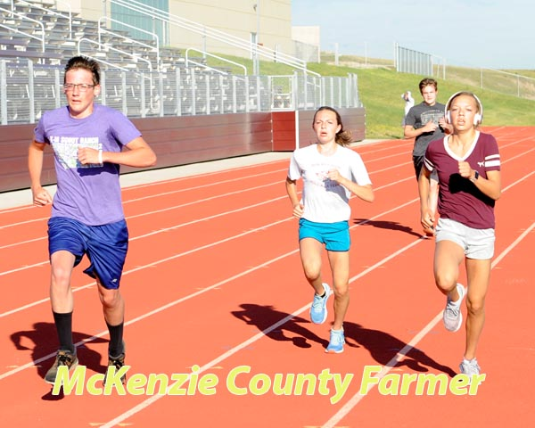 Cross country teams ready for season