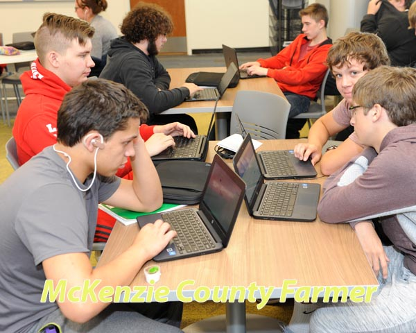 School District provides students with Chromebooks