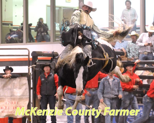 Three NDRA Finals champs hail from McKenzie County