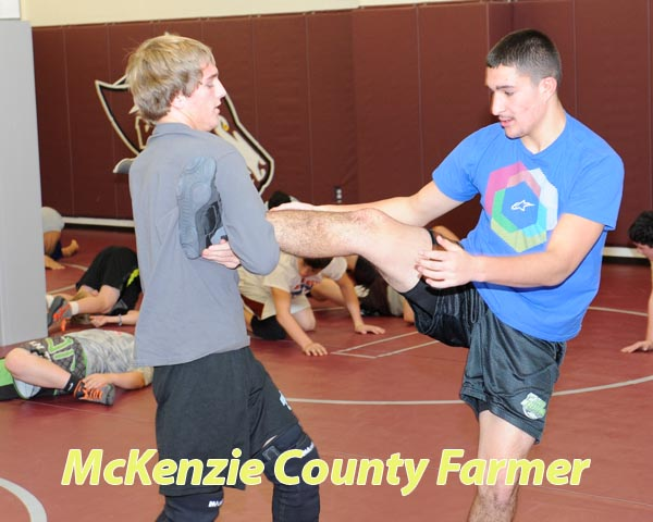 Wrestling Wolves ready to open new season
